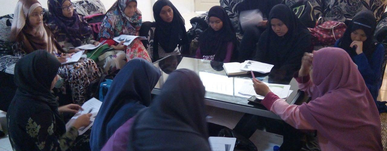 Sesi Fiqh Wanita bersama Salasiah Suhaili